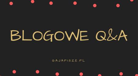 Blogowe Q&A