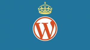 WordPress is the best