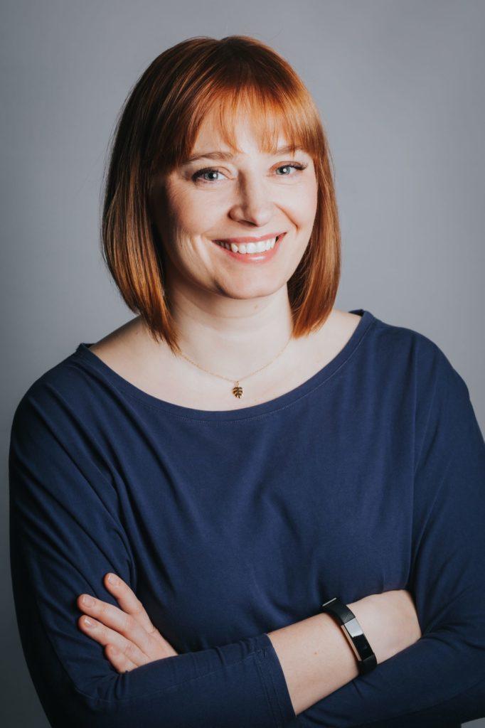 Katarzyna Gajewska GajaPisze.pl