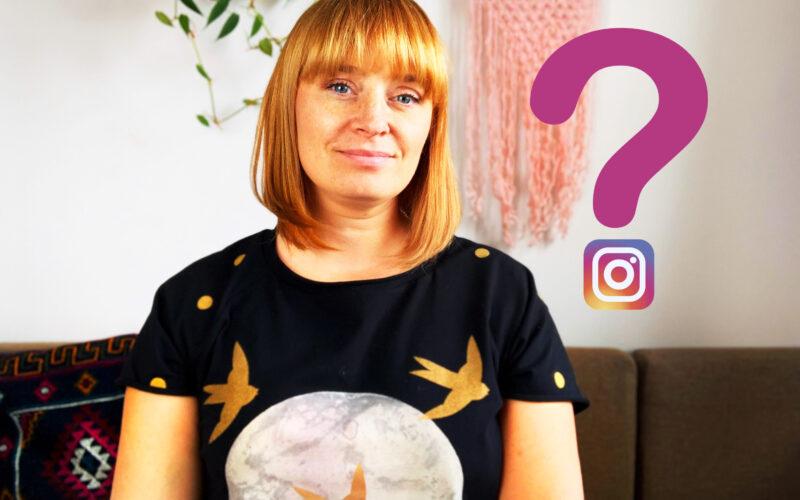 Czego nie robić na Instagramie