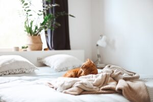 jak lepiej spać